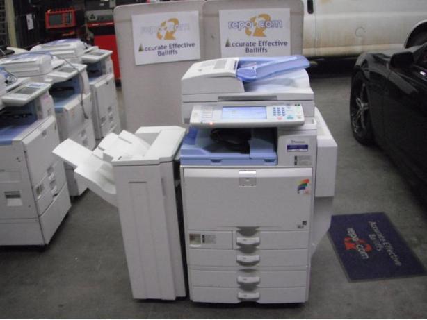 Ricoh Aficio MP C4000 Colour Photocopier