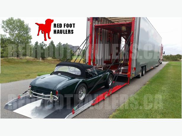 Montreal Car Shipping *Booking Now* Call 1-800-351-7009