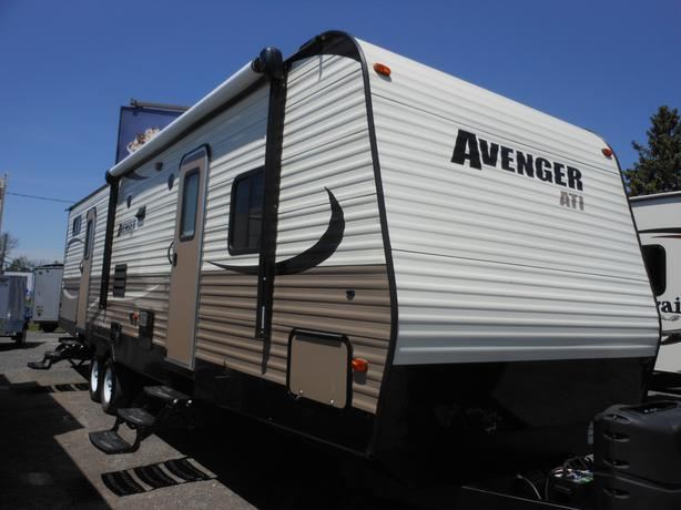 2016 Avenger ATI 32BBS Travel Trailer