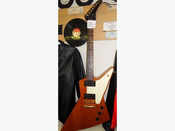2004 Gibson Explorer