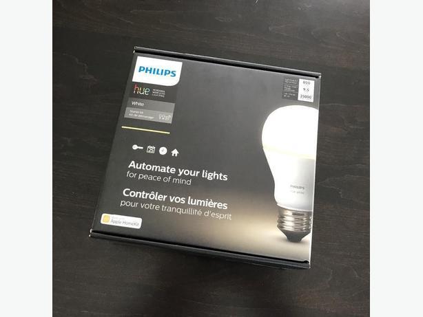 phillips hue led smart lighting system east regina regina. Black Bedroom Furniture Sets. Home Design Ideas