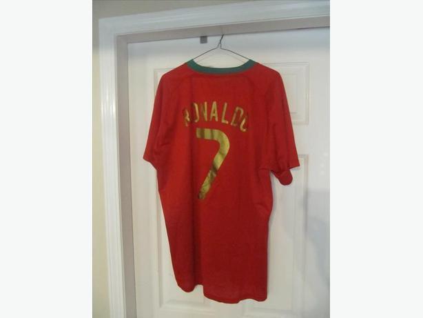 76655900b85 Cristiano Ronaldo Portugal Jersey. Men  39 s XL West Shore  Langford ...