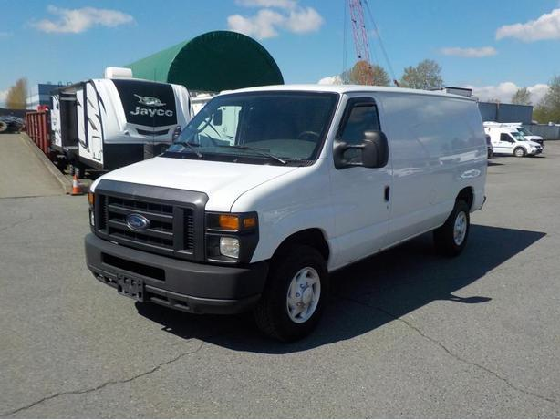2008 Ford Econoline E-250 Cargo Van w/ Shelving