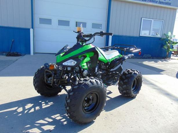 NEW TAOTAO CHEETAH ATV #I1005 INDOOR AUTO SALES WINNPEG