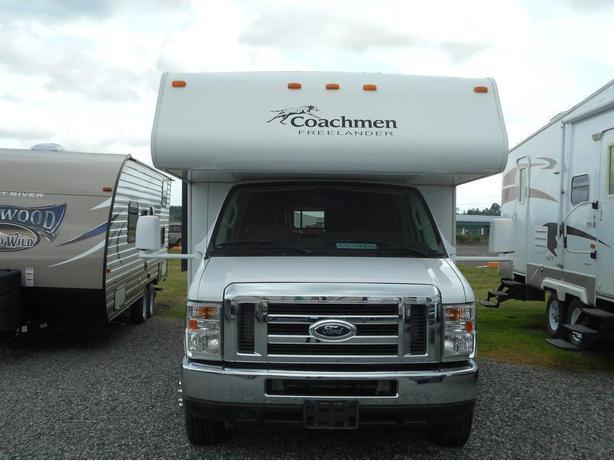 2010 Coachman Freelander 30QB Class C Motor Home - SK# A10C4265