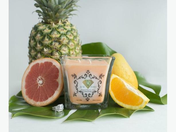 Tropical Passion Fruit Candle