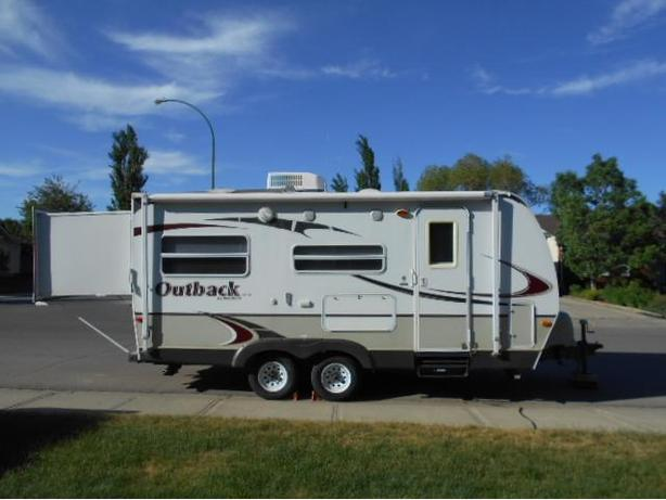 2008 Keystone Outback 21rs Travel Trailer For Sale West