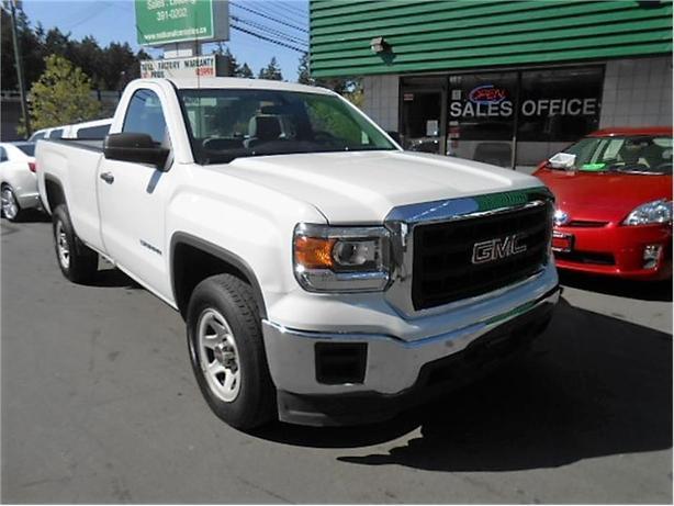 2015 GMC Sierra 4.3 V6 2WD Reg Cab 8ft Box