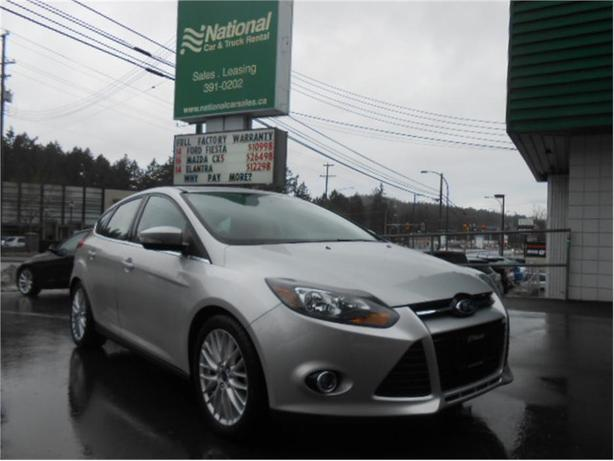 2014 Ford Focus Titanium Hatch 2.0