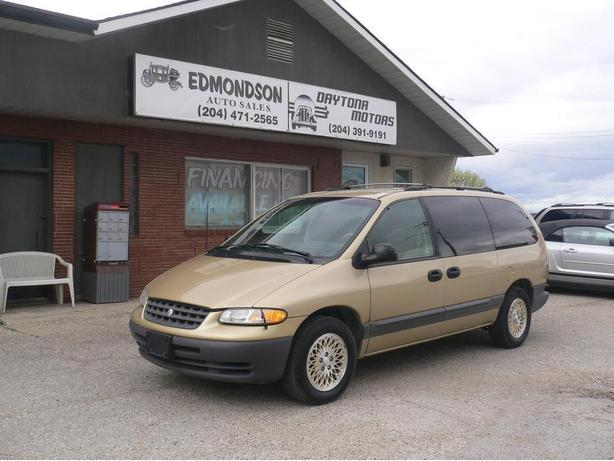 1996 Plymouth Grand Voyager - 7 passenger