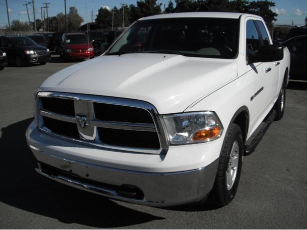 2011 Dodge Ram 1500 SLT Quad Cab Short Box 4WD