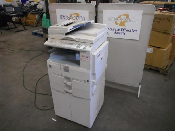 Ricoh Aficio MP2500 Black & White Photocopier