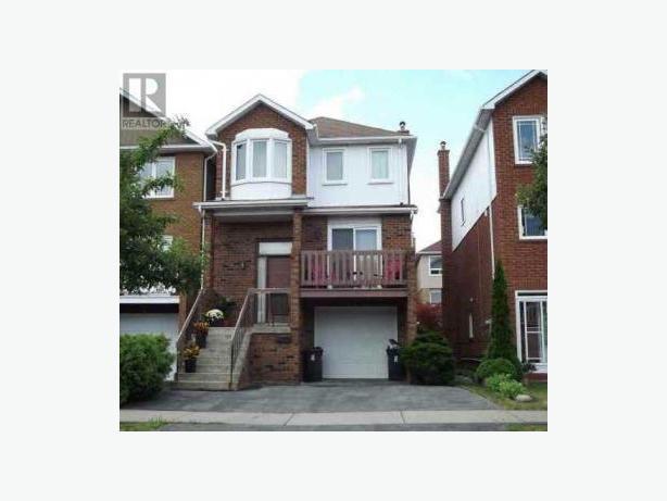 Steeles/Dufferin Bright Bedroom+living room + new kitchen 647-779-6347
