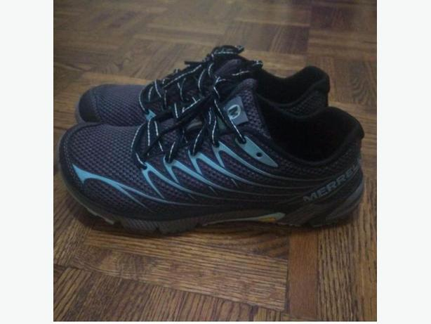 A pair of great running shoes looking for a great owner!