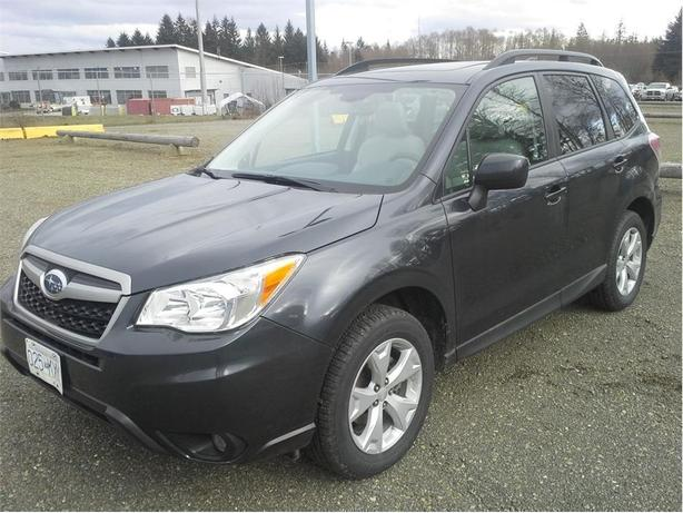 2016 Subaru Forester 2.5 Touring with Tech Package