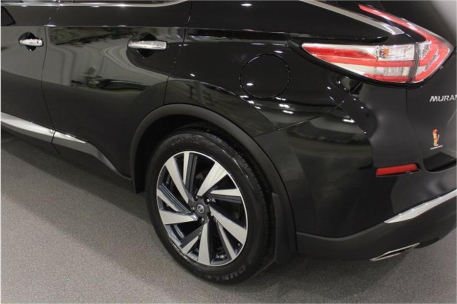 2016 Nissan Murano Platinum Leather Sunroof