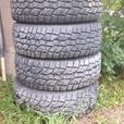 """16"""" radial tires (4)"""