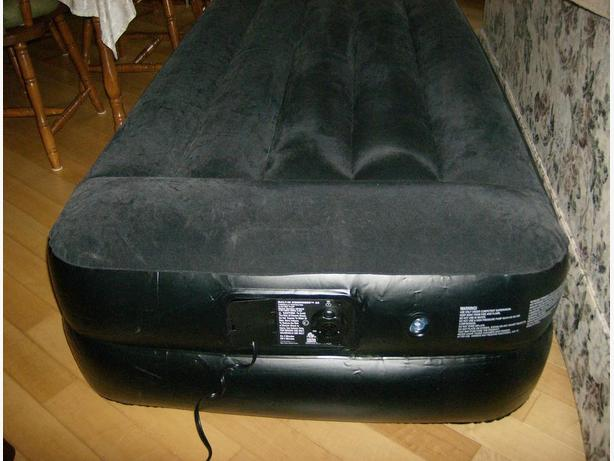 Outbound Twin Size Air Mattress.