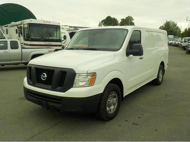2012 Nissan NV 2500 HD Cargo Van