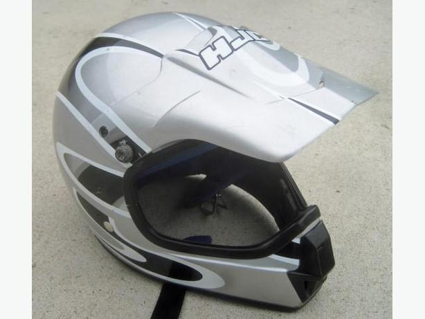 Motocross Helmet ~ Jr. Large