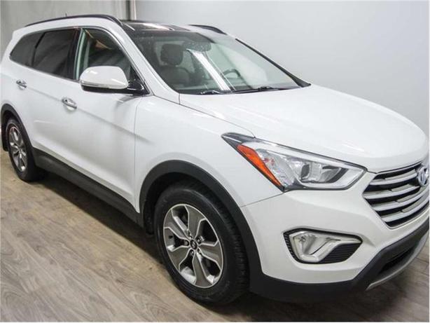 2013 Hyundai Santa Fe XL Luxury AWD