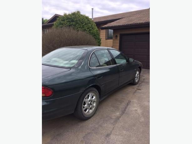 2001 oldsmobile intrigue for sale