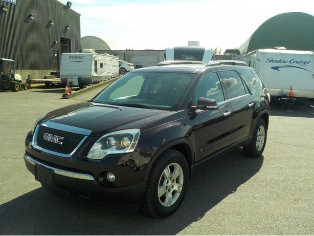 2009 GMC Acadia SLT-1 AWD 3rd row seating