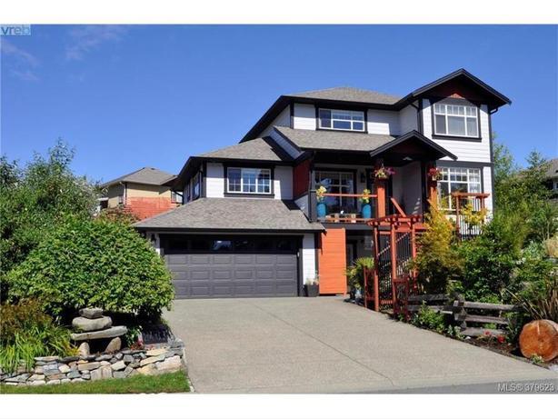 Gorgeous Custom Home Sunriver Estates Sooke BC Legal 2Bdrm Suite