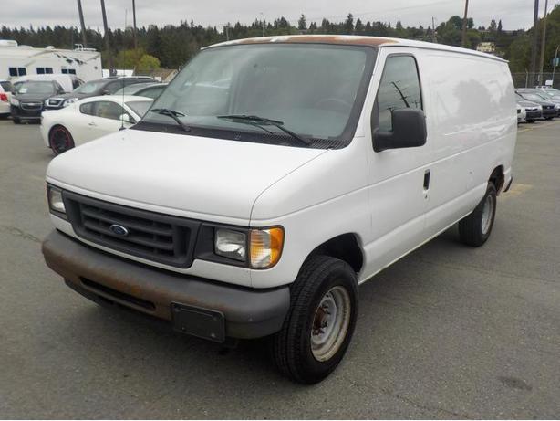 2006 Ford Econoline E-250 Cargo Van