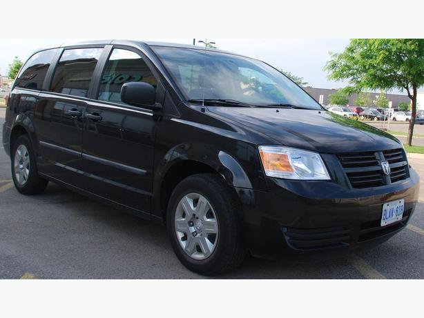 2010 Dodge Caravan SE, Accident Free, One Owner