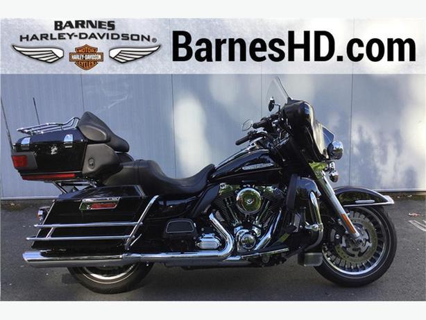 2012 Harley-Davidson® FLHTCU - Electra Glide® Ultra Classic®