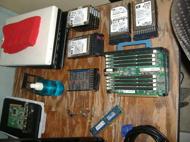 HDDrives Server & Caddies / Laptop / Towers