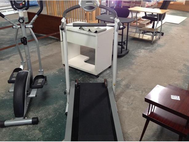 Used Bodybreak Treadmill. Works good!