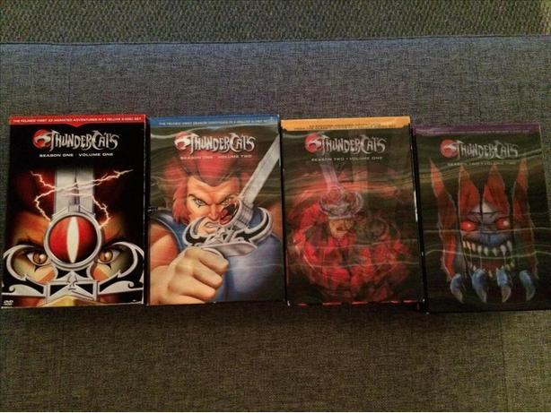 ThunderCats: Complete Series DVD