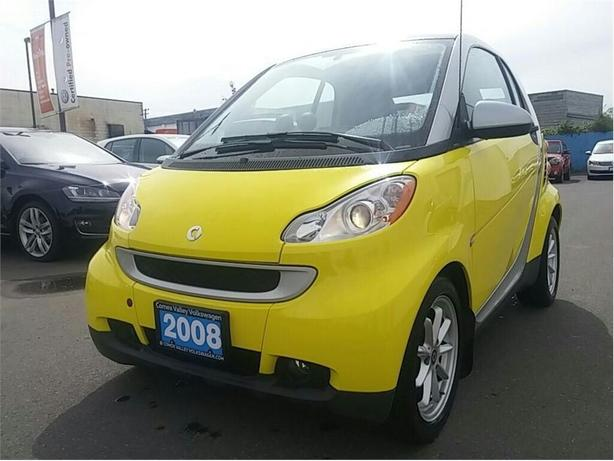 2008 Smart FORTWO Passion Local car ! Low kms ! Sale Priced !