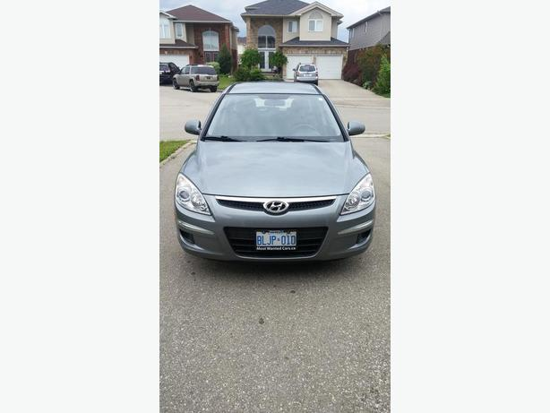 2010 Hyundai Elantra Touring Wagon-Excellent condition
