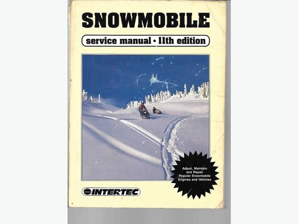 Snowmobile Manual