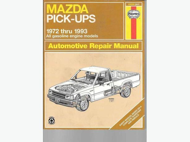 Haynes Mazda Pick Up