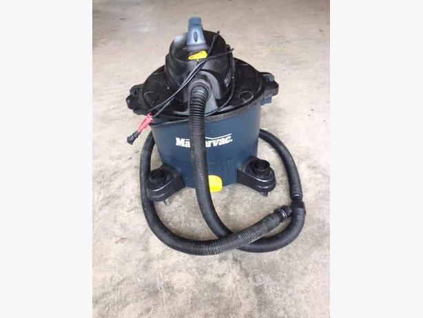 Mastercraft shop vacuum