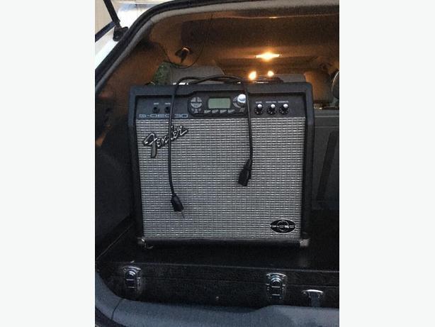Fender G-Dec 30 amp. 75W