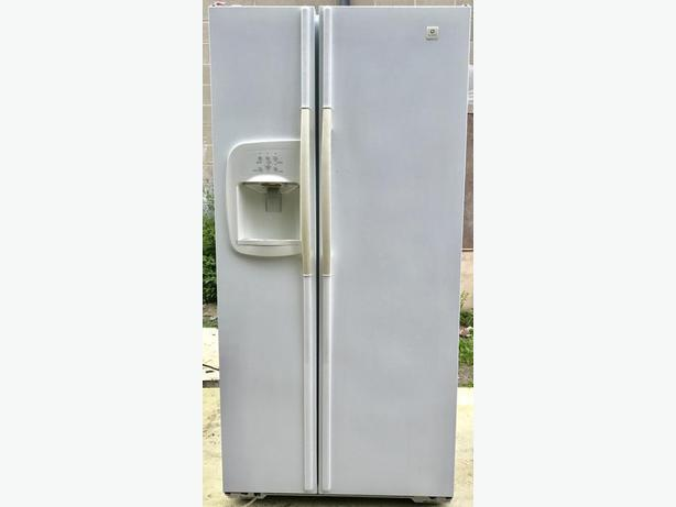 Maytag SXS Fridge with Water & Ice