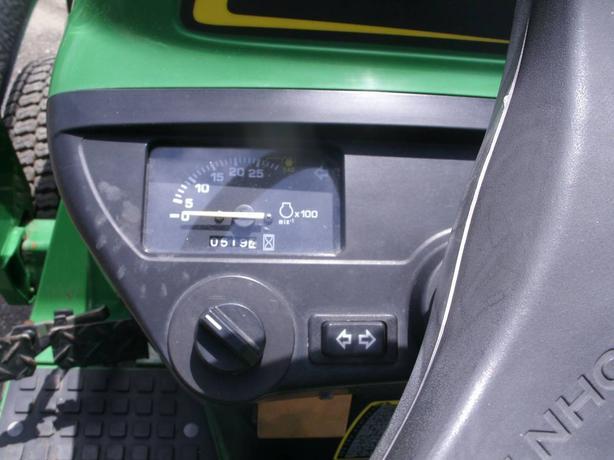 2003 4x4 John Deere 4110 Tractor