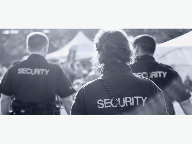 Event Security - indoor/outdoor - proven experience