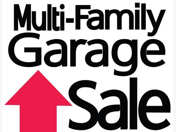Multi Family Garage Sale June 24th, 10am-3pm. 1648 East 8th Ave, Vancouver