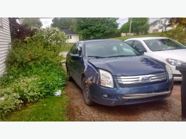 07 Ford Fusion needs body work