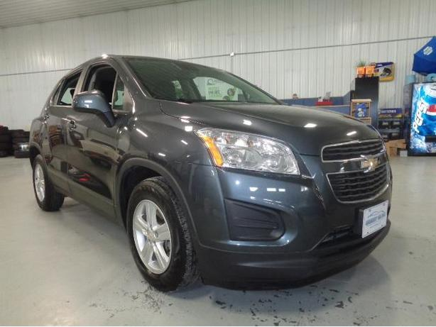 2015 Chevrolet Trax LS #I5871 INDOOR AUTO SALES WINNIPEG