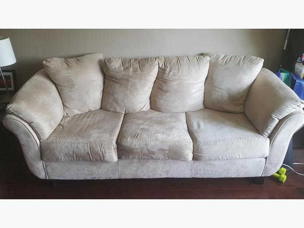 Collier sofa - Beige $300 OBO