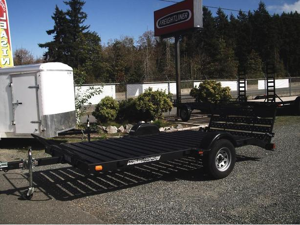 VIT 6x12 KUS Side X Side Trailer