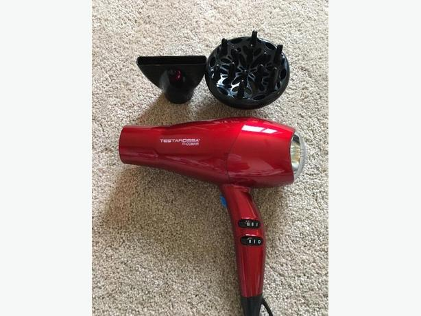 Red Blow Dryer