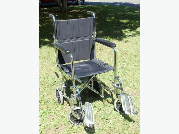 AMG Transport Chair/ Companion wheelchair